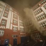Niederlassung von Gegenbauer brannte