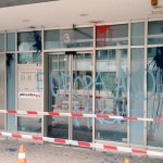Angriffe auf drei Jobcenter in Berlin