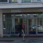 Fabe gegen Filialen der Deutschen Bank