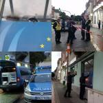 Brandanschlag gegen AKP-Vorfeldorganisation UETD