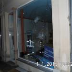 Scheiben von AfD-Wahlkreisbüro kaputt