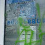 Sachschaden an AfD-Büro
