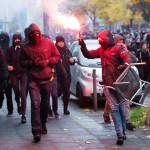 """Auseinandersetzungen um """"HoGeSa""""-Aufmarsch"""