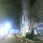 Brandanschlag auf DITIB
