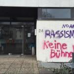 AfD-Veranstaltungsort attackiert