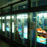 Erneut Scheiben an AfD-Geschäftsstelle beschädigt