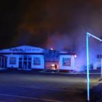 Brandanschlag auf Topkar Reisecenter