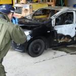 Autos und Läden rechter angegriffen