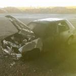 Auto von Nazidemo-Anmelder abgefackelt