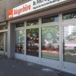 Scheiben von SPD-Büro eingeworfen