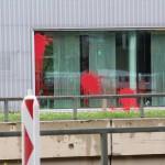 Farbe gegen AfD-Veranstaltungsort