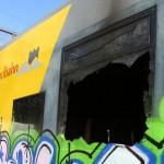 Brandanschlag auf Burgenlandbahn