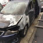 Auto von AfD-Chefin Frauke Petry abgefackelt