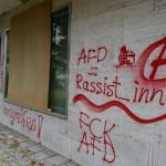 AfD-Landesgeschäftsstelle angegriffen