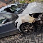 Autos von Melanie Händelkes (NPD) und Rainer Händelkes (NPD) abgefackelt