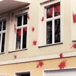 Farbe gegen European Stability Initiative (ESI)