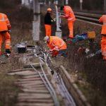 Brandstiftung an zwei Kabelschächten der Deutschen Bahn