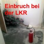 Einbruch und Aktendiebstahl bei ALFA/LKR