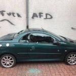 Sachschaden bei Guido Reil (AfD)