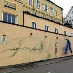 Farbe gegen Burschenschaft Germania Tübingen