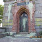 Farbe gegen Bismarck-Denkmäler