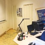 Sachschaden bei AfD-Büro