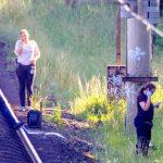 Brandanschläge auf 13 Bahn-Kabelschächte