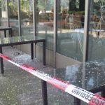 Scheiben bei AfD-Veranstaltungsort zerstört