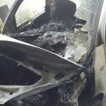 Wahlkampfauto der AfD abgefackelt