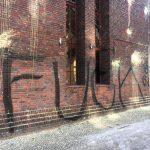 Farbe gegen Google Campus
