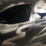 Auto von Robert Teske (AfD) demoliert, Steine gegen Wohnhaus von AfD-Politikerin