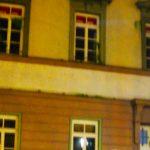 Farbe gegen SPD-Büro