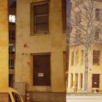 Farbbeutel gegen türkisches Generalkonsulat