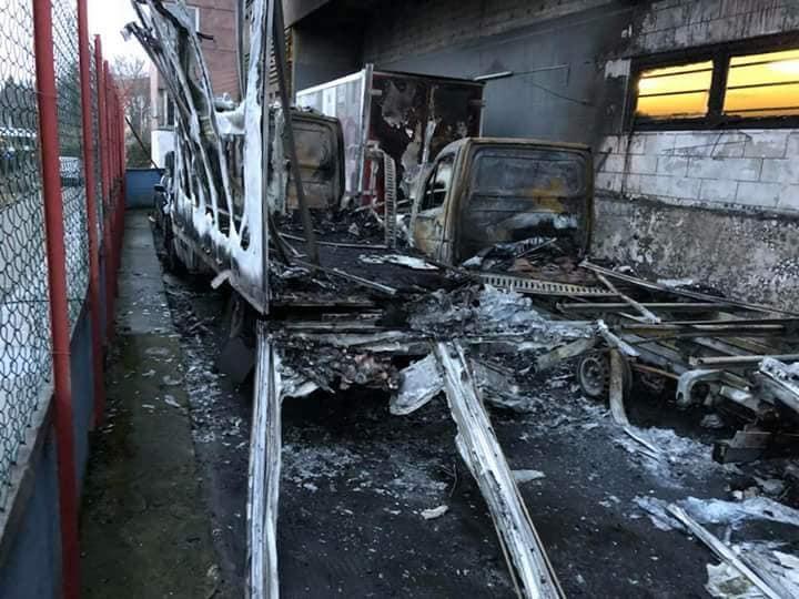 Brandanschlag Auf Möbelkette Istikbal