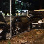 Zwei Bundeswehrautos angezündet