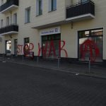 Zwei Filalen der Deutschen Bank beschädigt