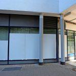 Glasbruch bei Deutscher Bank und CDU-Büro
