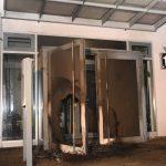 Brandanschlag auf RWE-Niederlassung