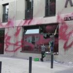"""Farbe und Steine gegen """"Campus Viva II"""""""