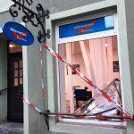Scheibe bei AfD-Büro eingeschlagen