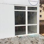 Scheiben bei AGB-Wohnungsbaugestellschaft eingeschlagen