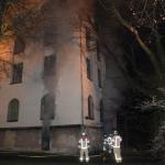 Brandanschlag auf Amtsgericht Berlin-Wedding