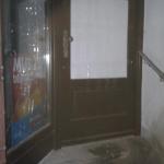Glasbruch bei AfD-Büro