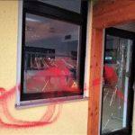 Sachschaden bei AfD-Veranstaltungsort