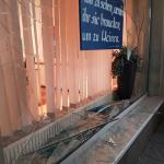 Scheiben bei AfD-Büro zerstört