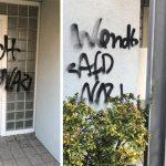 Aktionen gegen Nazis