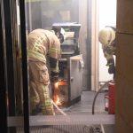 Brandsätze in Commerzbank-Filiale geworfen
