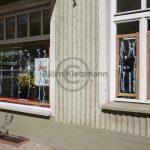 Scheiben an SPD-Büro zerstört
