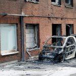 Drei AfD-Wahlkampfautos abgefackelt