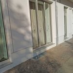 Windows smashed at Padovicz-owned house